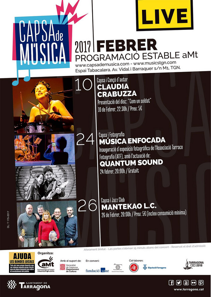 Expo ATF: Música enfocada